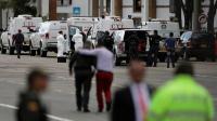 Serangan Bom Mobil di Ibu Kota Kolombia Tewaskan 10 Orang, Lukai Puluhan Lainnya