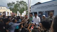 Ketika Mama Dedeh Curhat Penyakit Gulanya ke Jokowi