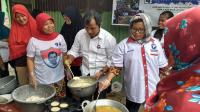 Pelatihan <i>Cooking Class</i> Caleg Perindo Sukses Bikin Tambah Penghasilan
