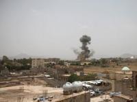 Koalisi Arab Saudi Lancarkan 24 Serangan Udara ke Ibu Kota Yaman dalam Semalam