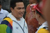 Seruan Publik Dukung Erick Thohir Jadi Ketua Umum Baru PSSI