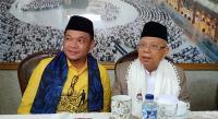 KPU Tak akan Beri Kisi-Kisi, Ma'ruf Amin: Selalu Siap Debat Pilpres