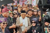 Temu Warga Bandung Barat, KH Ma'ruf Harap Produk Pertanian Memiliki Nilai Tambah