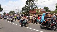 Bus Terguling di Bengkulu, 1 Penumpang Tewas dan 7 Luka