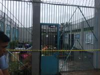 Lapas Blok Narkoba di Biaro Bukittinggi Terbakar
