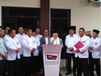 Ma'ruf Amin Ungkap Bukti Jokowi Cinta dengan Banten dan Ulama