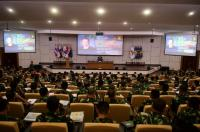 Kuliah Umum di Seskoal, Ketua DPR Ingatkan TNI Jaga Netralitas saat Pemilu