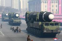 Laporan Think Tank Sebut Korea Utara Jadikan Markas Militernya Sebagai Pangkalan Rudal