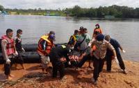 12 Korban Kapal Tenggelam di Sungai Kapuas Ditemukan Tewas