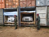 Penyelundupan 3 Mobil Mewah Bekas dari Singapura Senilai Rp4 Miliar Berhasil Digagalkan