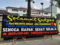 Medan Jadi Kota Terjorok, Walkot Dikirimi Ucapan 'Selamat'