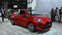 Toyota Mulai Pamerkan Model Baru Yaris <i>Liftback</i>