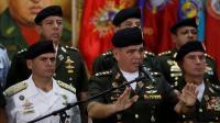 Militer Venezuela Tak Akui Presiden Oposisi, Bersumpah Pertahankan Maduro
