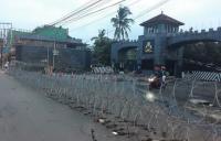 Jelang Ahok Bebas, Lalin di Depan Mako Brimob Ramai Lancar