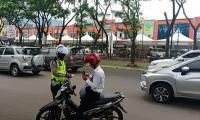 Heboh Razia Pajak Kendaraan Serentak di Tangsel, Polisi: Itu Hoax