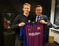 Valverde: De Jong Tambahan Penting untuk Barcelona