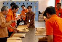 2 Ribu Paket Tabloid Indonesia Barokah Siap Edar ke Sejumlah Masjid Ditahan di Kantor Pos Sleman