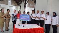 Revitalisasi Kota Lama Semarang, Bandara Ahmad Yani Serahkan Bantuan Rp 330 Juta