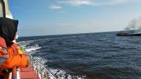 Kapal Meledak di Perairan Bengkalis, Ini Kondisi 7 Kru