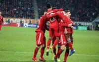 Bayern Munich Menang Dramatis atas Augsburg