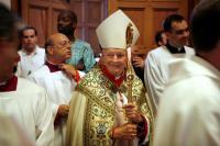 Paus Fransiskus Pecat Mantan Kardinal AS Atas Kasus Pelecehan Seksual