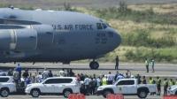 Pesawat Pengangkut Bantuan AS untuk Venezuela Mendarat di Kolombia