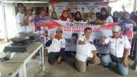 Warga Pancoran Mas Depok Dapat Pelatihan Bikin Ayam Goreng Krispy Dari Caleg Perindo
