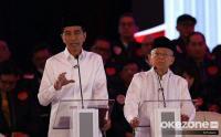 Sebelum ke Arena Debat Kedua, Jokowi Kumpul dengan Keluarga di Rumah