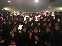 Milenial Muslim Bersatu Jatim Deklarasi Dukungan untuk Jokowi-Ma'ruf Amin