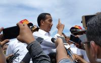 Jokowi Minta Edukasi Tanggap Bencana Segera Dipraktekkan