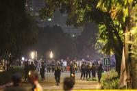 Ada Asap Putih, Polisi Pastikan Sumber Ledakan di Nobar Debat Pilpres Petasan