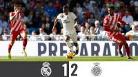 Penyebab Real Madrid Kalah 1-2 dari Girona