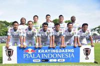 Skor Kacamata Hiasi Babak Pertama Laga Persib Bandung vs Arema FC