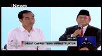 Ini Judul Buku yang Dibawa Prabowo saat Debat Kedua Pilpres