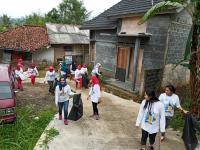 Caleg DPR dari Perindo Gelar <i>Fogging</i> dan Senam Bersama Ibu-Ibu di Bogor