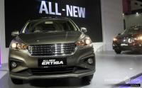 Suzuki Ertiga Terbaru Gunakan <i>Captain Seat</i>