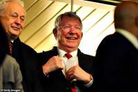 Sir Alex Ferguson Kembali Tersenyum Usai Man United Permalukan Chelsea