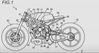 Suzuki Sepi Motor Vintage Berkapasitas Besar, Inikah Paten Jawabannya