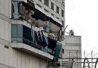 Ada Ledakan di Mal Taman Anggrek, Sebagian Sisi Gedung Porak Poranda