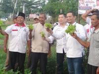 Ketika Petani Pekanbaru Curhat ke Hary Tanoe