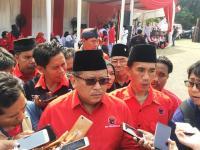Jokowi Singgung Lahan saat Debat, Hasto: Selamat Tinggal Jargon Prabowo!