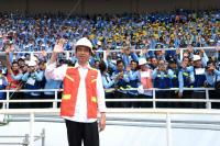 Di Tangan Jokowi, Pertumbuhan Ekonomi Indonesia Diyakini Tetap Terjaga