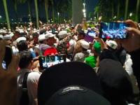 Wartawan Diintimidasi saat Rekam Massa Amankan Copet di Acara Munajat 212