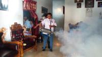 Caleg Perindo Kembali Lakukan <i>Fogging</i> di Kota Manado
