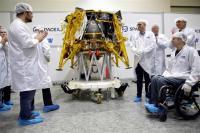 Misi Pertama Israel ke Bulan Numpang Satelit Indonesia