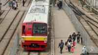 Ada Gangguan, KRL Bogor - Angke Hanya Sampai Stasiun Depok