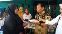Kartini Perindo Sediakan Beras Berkualitas Baik di Giat Bazar Murah