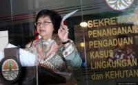 Jokowi Singgung Lahan Prabowo, KLHK: Bukan soal Benar-Salah tapi Keberpihakan ke Rakyat