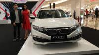 Resmi Meluncur di Jakarta, Honda Civic Turbo Langsung Sapa Warga Surabaya