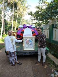 Pria Ini Bawa Honda Jazz Terbaru sebagai Seserahan Pernikahannya